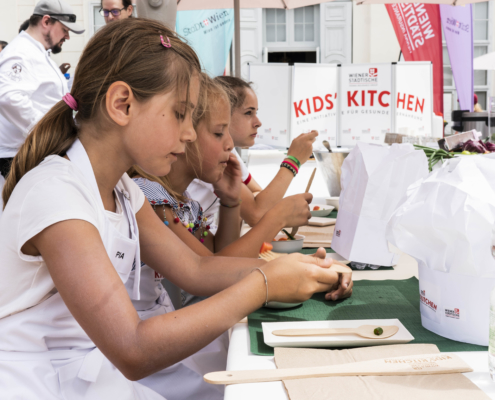 Kid's Kitchen Event © www.stefanjoham.com