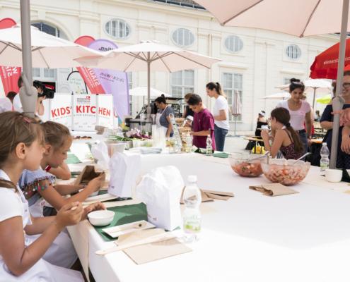 Kid's Kitchen Event © www.stefanjoham.com