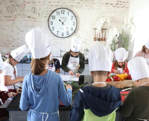 Kid's Kitchen Event © Katharina Schiffl