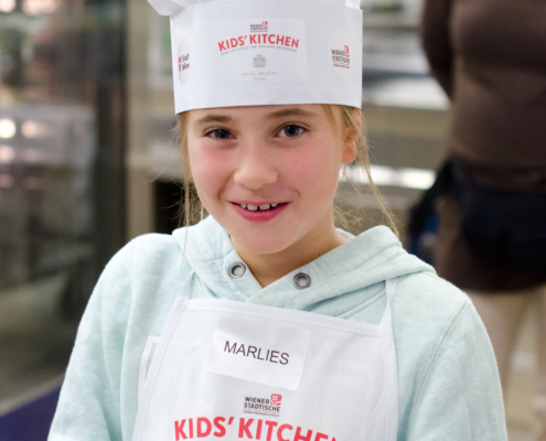Kid's Kitchen Event © Stefan Burghart