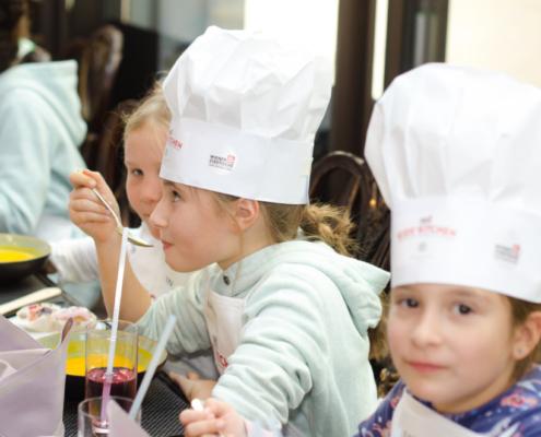 Kid's Kitchen Event © Stefan Burghart
