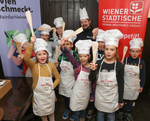 kids kitchen event 25.1.2020 © Katharina Schiffl