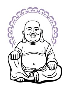 Logo Buddha Bowl by elena's